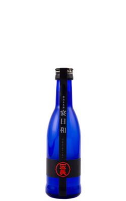 一本義 発泡日本酒 宴日和